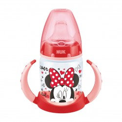 NUK Striped Mickey cups First Choice+ PP Learner Bottle Mickey Mouse (6-18 months)