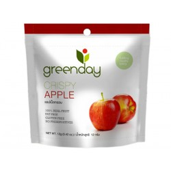 Greenday Crispy Apple 12 g.