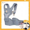 Ergobaby Hip seat Air Mesh Oxford Blue