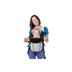 Amore Baby Carrier Smarty Care Light Grey
