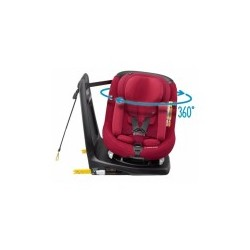 Maxi-Cosi AXISSFIX PLUS - (Group 0/1: 0-4yrs, 45 - 105 cm, I SOFIX, I SIZE, 360° rotation)