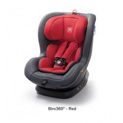 ฺBaby Auto Car Seat Biro 360 ° Red