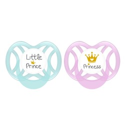 Pur Symmetric Silicone Soother 0-6 months (1 Pcs.)