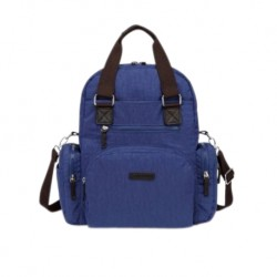 Colorland Maternity BP047 Diaper Bag (Navy Blue)