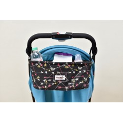 Leeya Storage Bag for Stroller - Arrow