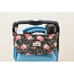 Leeya Storage Bag for Stroller - Popcorn