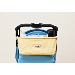 Leeya Storage Bag for Stroller - Yellow