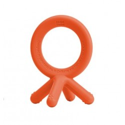 COMOTOMO Orange Silicone Teether
