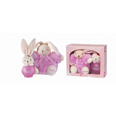 Kaloo Maxi Fluffy Set + Scented Water 100ml Liliblue 1745