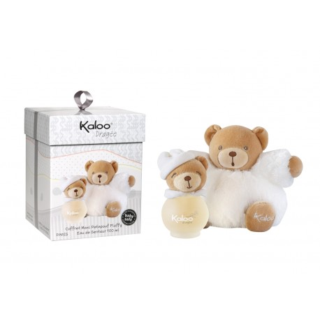 Kaloo Maxi Fluffy Set + Scented Water 100ml Dragee 1785