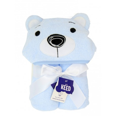 KEED Hooded Towel - BEAR