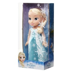 Disney Princess ตุ๊กตา Disney Frozen Toddler Elsa