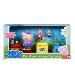 Peppa Pig'S Grandpa Train Without Sound