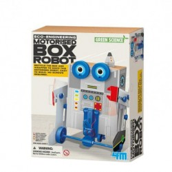 4M ของเล่น Eco Engineering - Motorised Box Robot