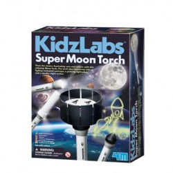 4M ของเล่น Kidz Labs Super Moon Torch