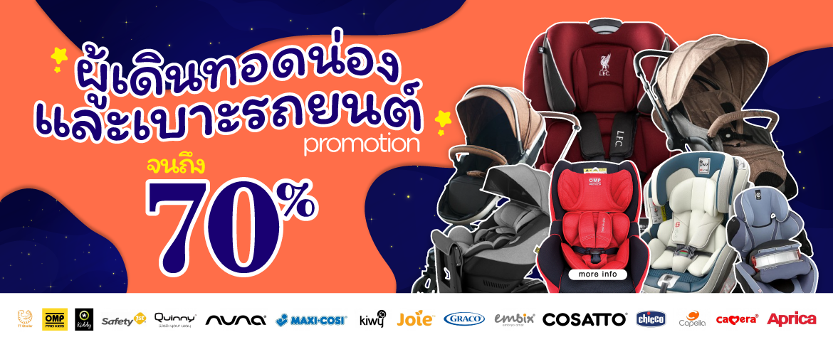 Stroller and Car Seat Promotion