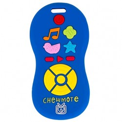 Funzone Chewmote Silicone Teether Toy