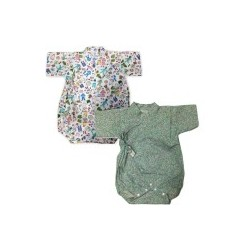 Palm & Pond Newborn Japan jINBEI 100% Cotton 2 Pack No. 25