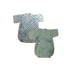 Palm & Pond Japan Style Newborn Suite JINBEI 100% Cotton 2 Pack no. 53