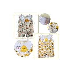 Palm & Pond Babysuit Apron 100% Cotton 2 Pack no.9