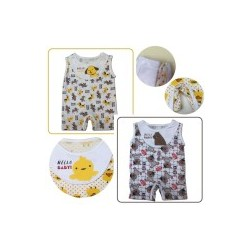 Palm & Pond Babysuit Apron 100% Cotton 2 Pack no.11