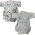 Palm & Pond Japan Style Newborn Suite JINBEI 100% Cotton 2 Pack no. 23