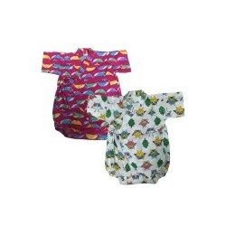 Palm & Pond Japan Style Newborn Suite JINBEI 100% Cotton 1 pack 2 ea no.42
