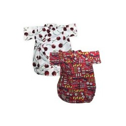 Palm & Pond Japan Style Newborn Suite JINBEI 100% Cotton 1 pack 2 ea no.27