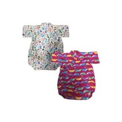 Palm & Pond Japan Style Newborn Suite JINBEI 100% Cotton แพ็ค 2 ตัว รุ่นที่ 18