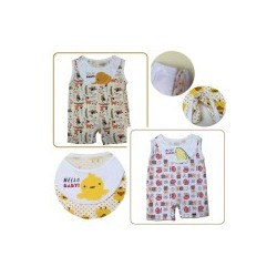 Palm & Pond Bodysuit Apron 100% Cotton 2 ea/pack no.7