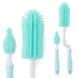 Pognae ML Bottle brush Silicone Set Mint (MLB100-01)