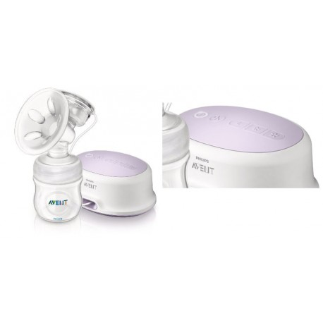 AVENT PRO เครื่องปั๊มนม รุ่น Comfort Single Electric Breast Pump Natural