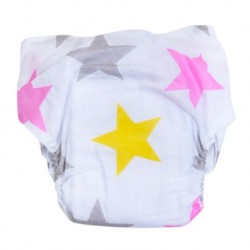 Shawn's Baby Jump Diaper Pants Star artoon