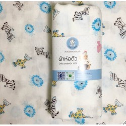 Shawn's Baby Muslin Baby Carrier Wild cartoon