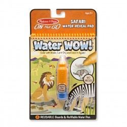 Toybies Water WOW! – Safari
